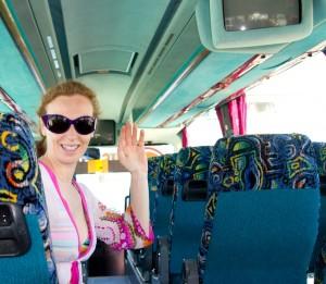 Ta bussen!