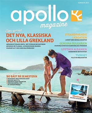 Apollos sommarkatalog 2014