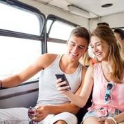 Smarta appar underlättar resandet