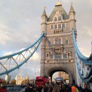London – ett säkert kort